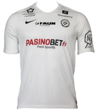 Maillot 2019 2020 EXT